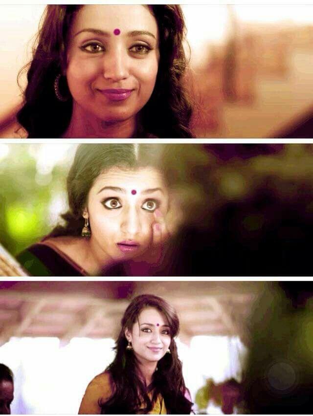 Ultimate expressos - Trisha Krishnan -