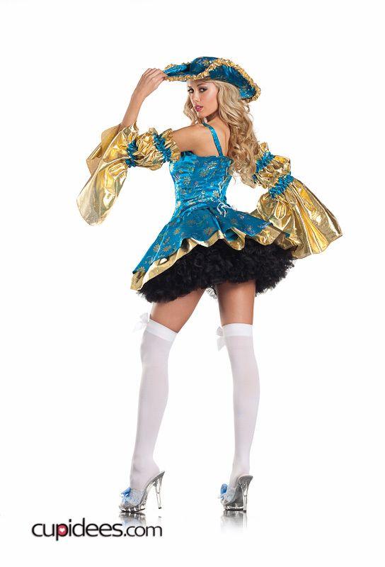 Sexy Royal Duchess Costume - Cupidees.com
