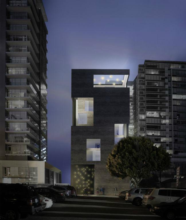 Downtown LA Hotel / XTEN Architecture (2)