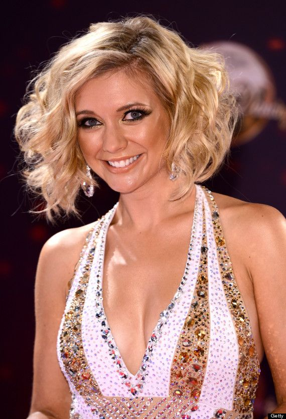 Rachel Riley - beautiful, smart as hell, funny and she can dance - she's just amazing