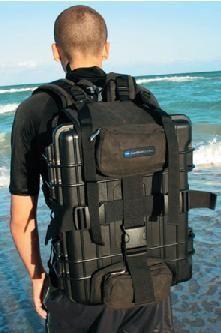 Hard Case Back Pack System $53