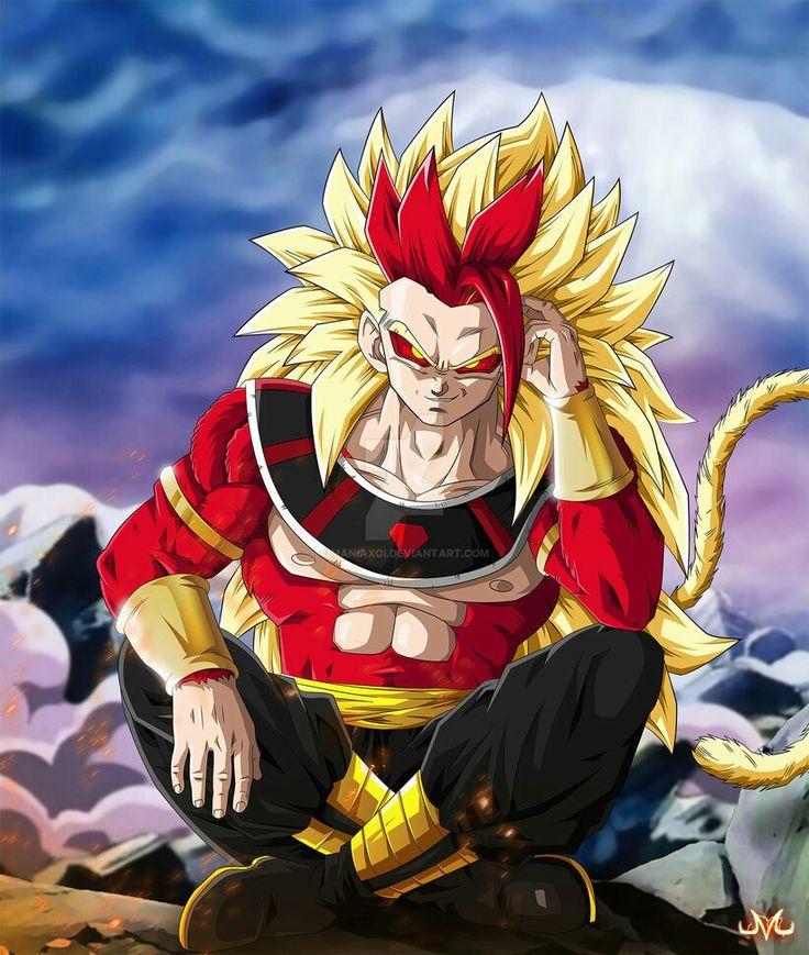 Saiyan god of destruction dragon ball z pinterest - Foto goku super saiyan god ...