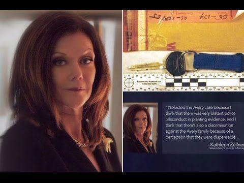 Kathleen Zellner Speaks Out Against Police Corruption in the Steven Aver...