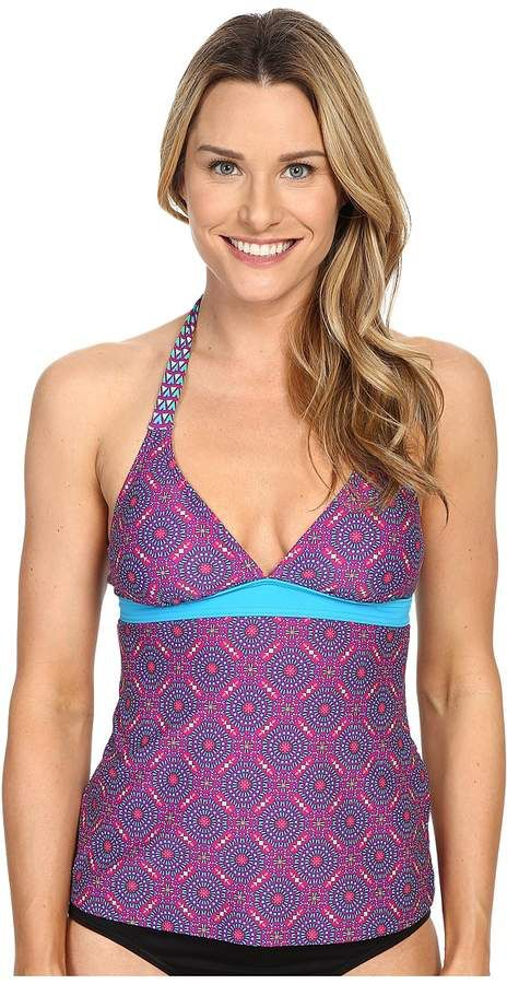 fe9abb848eee4 Prana Lahari Tankini Top Women's Swimwear ad | Swimwear | Swimwear ...