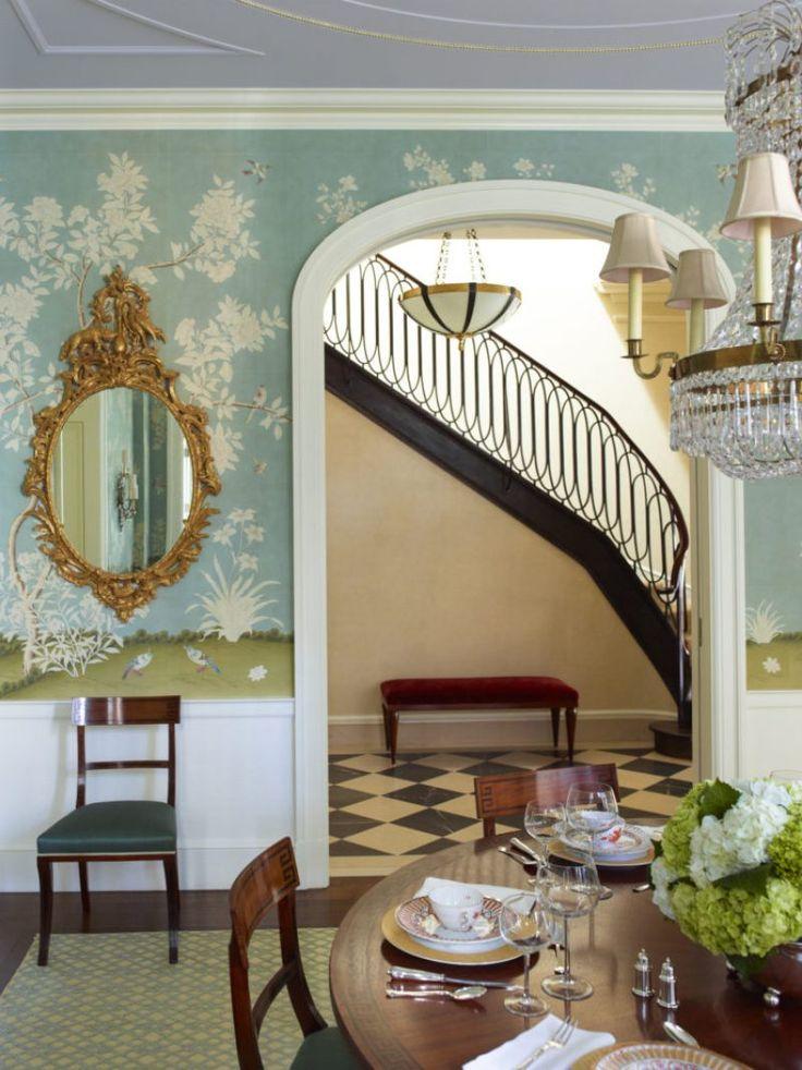 Die besten 25+ Chinoiserie Ideen auf Pinterest Chinoiserie-Stil - franzosische luxus einrichtung barock design