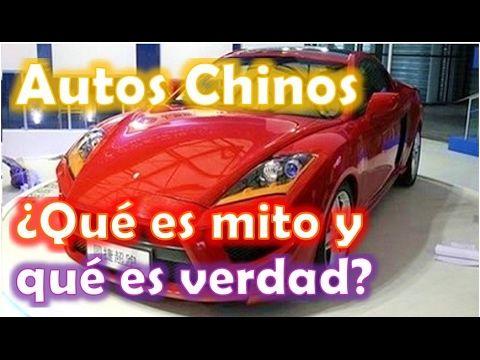 Los autos chinos, ¿qué es mito y qué es verdad?