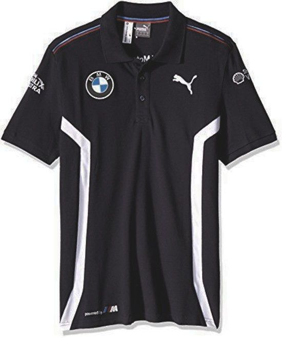 c1fe76274dc BMW Motorsport Puma DTM Team Polo Shirt - Large  fashion  clothing  shoes