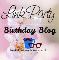 La soffitta di Amelia: Link Party + Giveaway - Birthday Blog