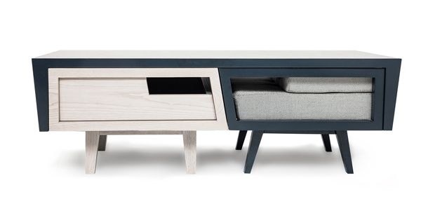 More than meets the eye (click on through to see how this coffee table transforms)!: Side Table, Coffee Tables, Coffee Table Design, Design Ideas, Daniel Pearlman, Coffee Table 01 Jpg 600 284, Design Blog