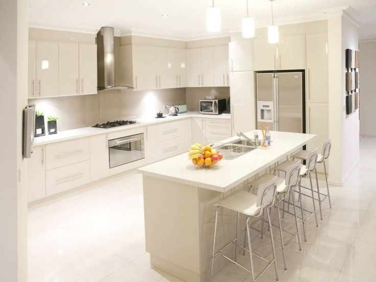 kitchen design ideas photo gallery modern open plan kitchens open plan kitchen and open plan