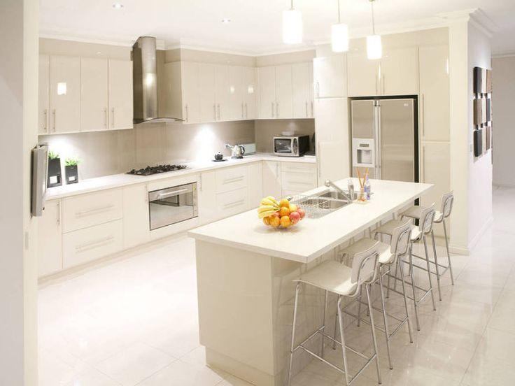 Modern Small Open Kitchen Design