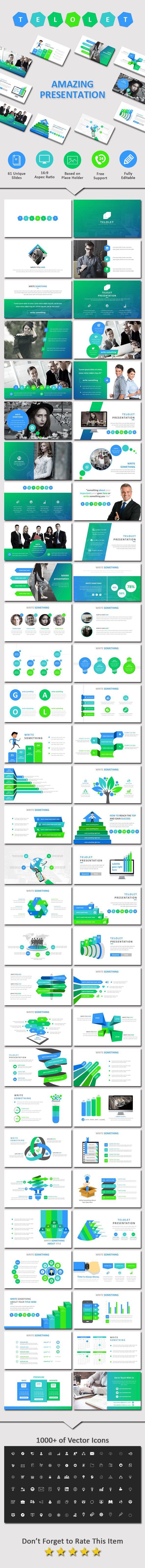 Telolet Creative - Business PowerPoint Templates