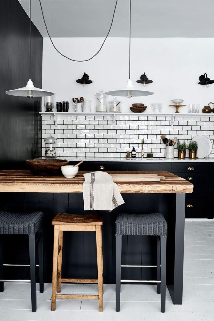Kleine Küchentrends, die den Raum aufhellen – #au…