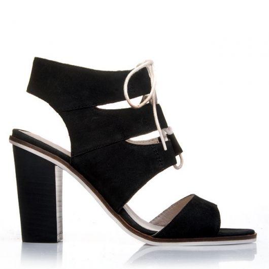 QUAKE lace up sandals #jomercershoes #shopnow #ss15 #heels