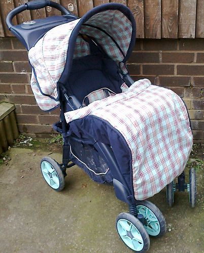 90s Pram, Graco Mothercare Travel System. |