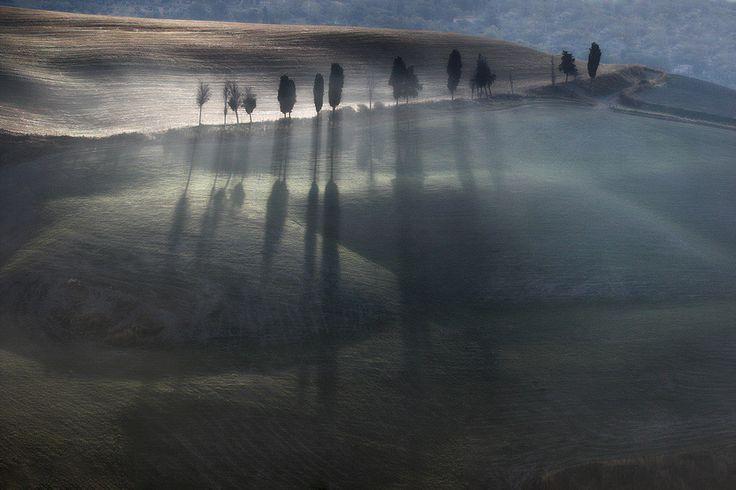 """Popatrz na mój projekt w @Behance: """"Tuscany Fields"""" https://www.behance.net/gallery/43050899/Tuscany-Fields"""