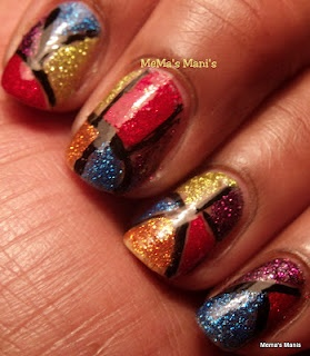 Stained GlassNails Art, Hair Nails Beautiful, Style, Drop Nails, Nails Design, Glasses Manicures, Fancy Nails, Glasses Nails, Stained Glasses