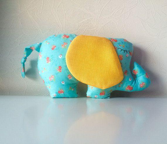 Free shipping elephant toy kids gift kids decor by BeTheOriginal