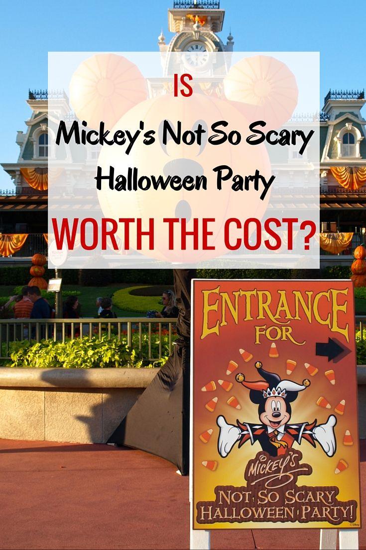 mickeys not so scary halloween party photos - Mickey Not So Scary Halloween Party Tickets