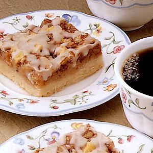 Toffee Apple Coffee Time Bars: Desserts Recipes, Toffee Apples, Coff Time, Apples Coffee Cakes, Coffee Time, Coffee Desserts, Toff Apples, Time Bar, Apples Bar