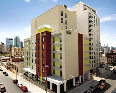Home2 Suites by Hilton New York Long Island City Manhattan View, NY -Hotel Exterior Day | NY 11101