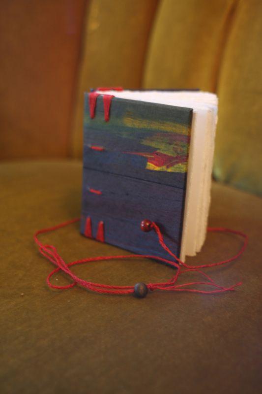 bookbinding by Sanni Lahtinen