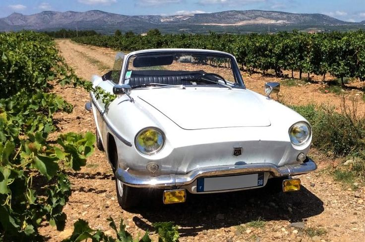 Renault Caravelle 1962                                                                                                                                                                                 Plus