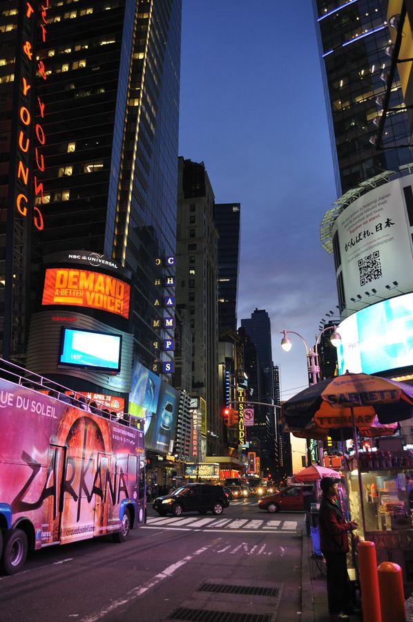 42nd Street NY