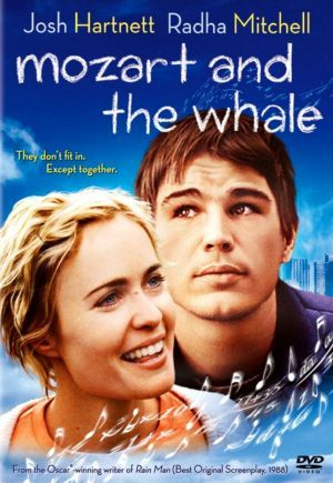 Mozart and the Whale... about two people with Aspergers Syndrome who fall in love.