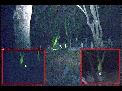 12 Scariest Mysterious Events Caught On Tape