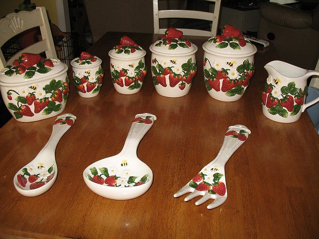 strawberry kitchen accessories 17 best images about strawberry kitchen decor on 2578