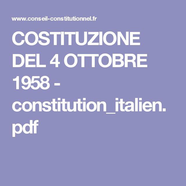 COSTITUZIONE DEL 4 OTTOBRE 1958 - constitution_italien.pdf