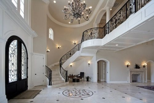Foyer Stairs Qld : Best grand foyer images on pinterest dreams dream