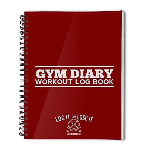 Gym Diary - A pocket sized workout log book ... (Red) Log it or Lose it http://www.amazon.co.uk/dp/B00AYFDGZW/ref=cm_sw_r_pi_dp_Gn.3vb0FAV2MJ