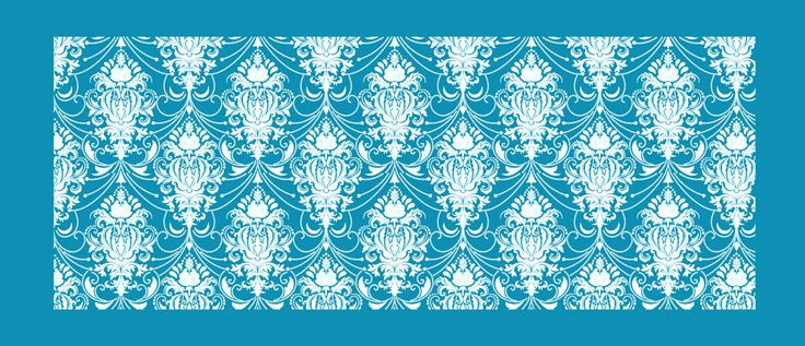 Mesh stencils for cakes, cookies, cupcakes and crafts. New by Crystal Candy- C' est la vie