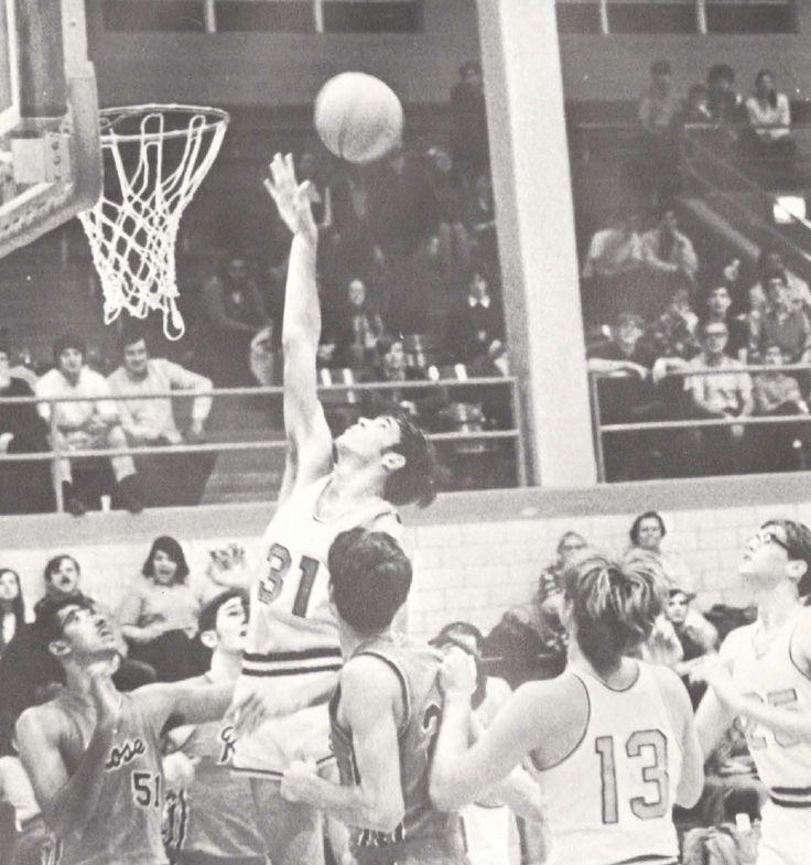 WSU Basketball 1971