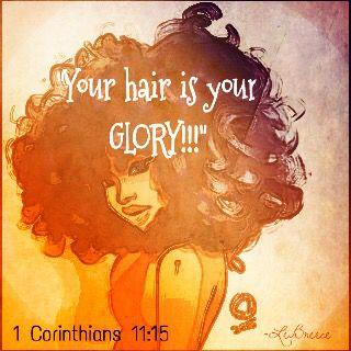 #yourhairisyourglory