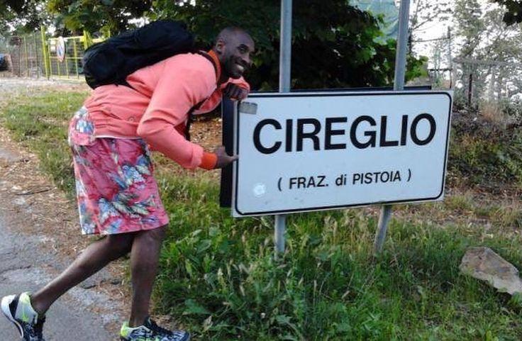 Kobe in Italy!!!