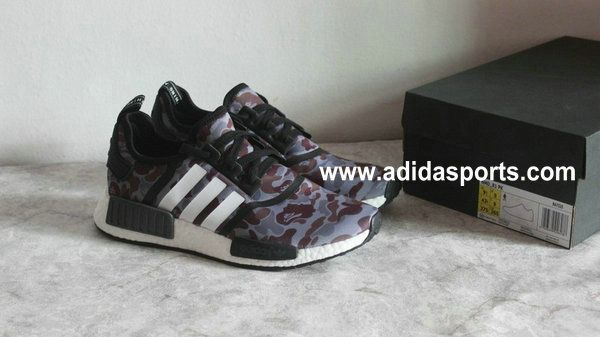Adidas NMD R1 Bape Black Camo [Bape-2] - £119.25 : Online Store for Adidas Yeezy 350 Boost , Adidas NMD Shoes,Nike Sneakers at Lowest Price| Adidas Sports, Inc., designer adidas