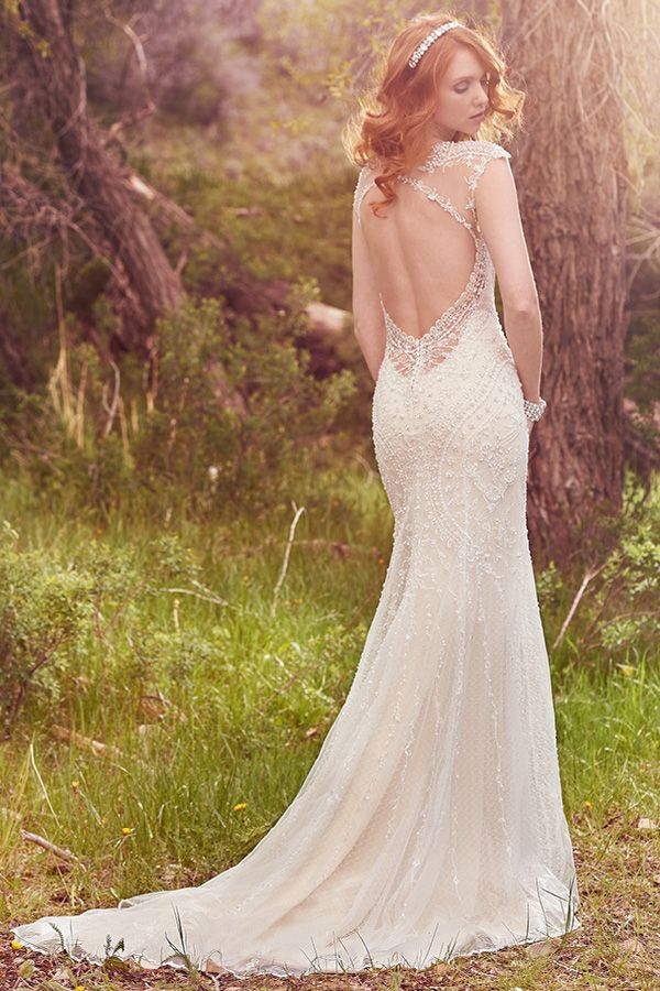 Maggie Sottero - Spring 2017 - Petra | Strictly Weddings
