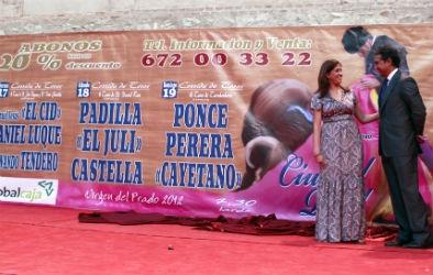 Presentados los carteles de la Feria de la Virgen del Prado de Ciudad Real