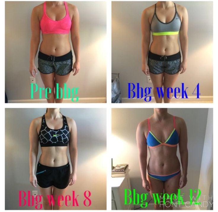 #BBG Results for Strength, Happiness & Confidence! – Kayla Itsines