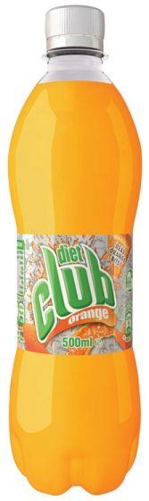 Food Ireland Club Orange Diet 500ml (16.9fl oz) 6 Pack $13.29