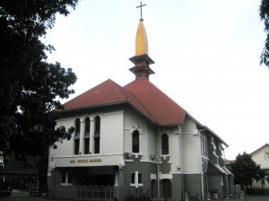 Gereja Katedral Semarang, Semarang Cathedral Church