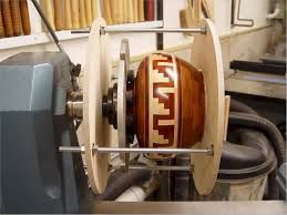 Image result for homemade wood lathe chuck