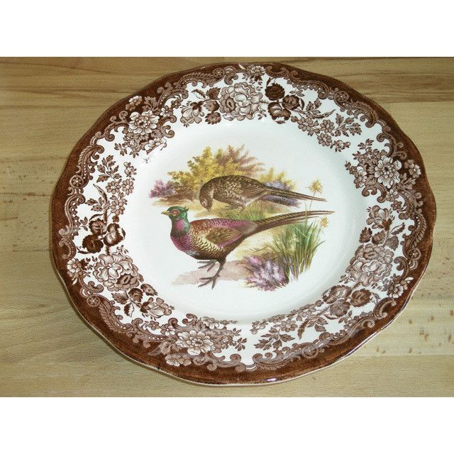 Palissy Royal Worcester Game Series Pheasant Plate Listing in the Tableware,Royal Worcester,China & Porcelain,Porcelain, Pottery & Glass Category on eBid United Kingdom | 150975466