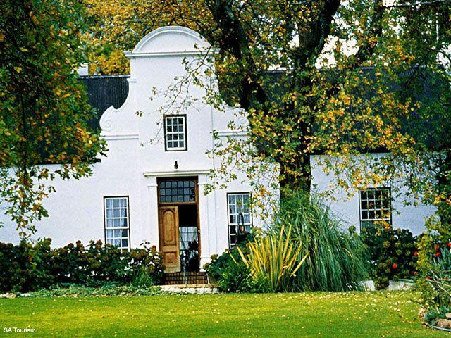 Stellenbosch Winery - South Africa