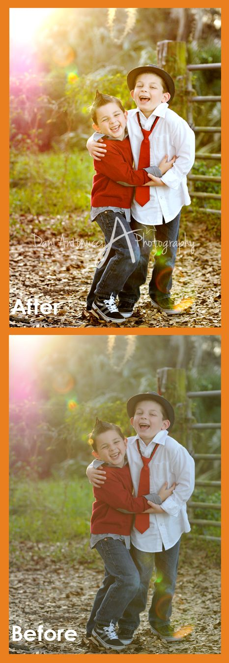Elements Tutorial: Step By Step Edit to Reduce Haze, Pop Color by Erin. Take a photo from hazy to clear and colorful with these layers in Photoshop Elements. http://www.texaschicksblogsandpics.com/elements-tutorial-step-by-step-edit-to-reduce-haze-pop-color/