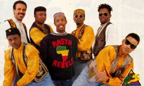Dr Victor and The Rasta Rebels