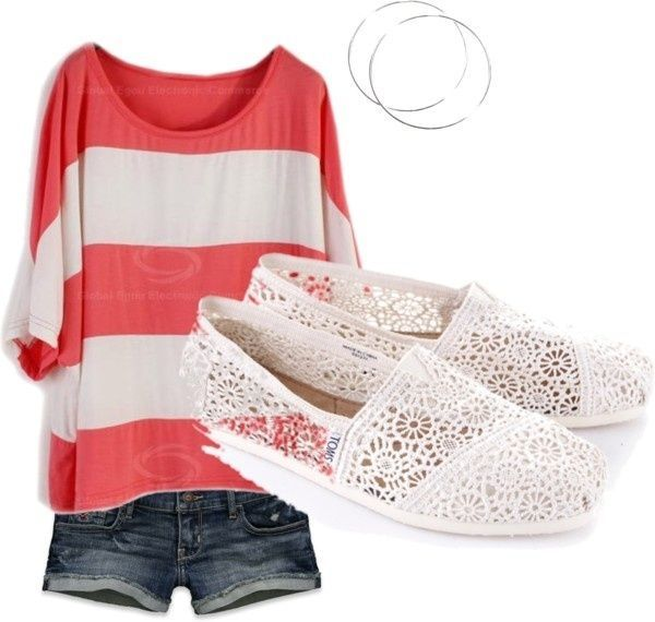 Such a cute summer outfit